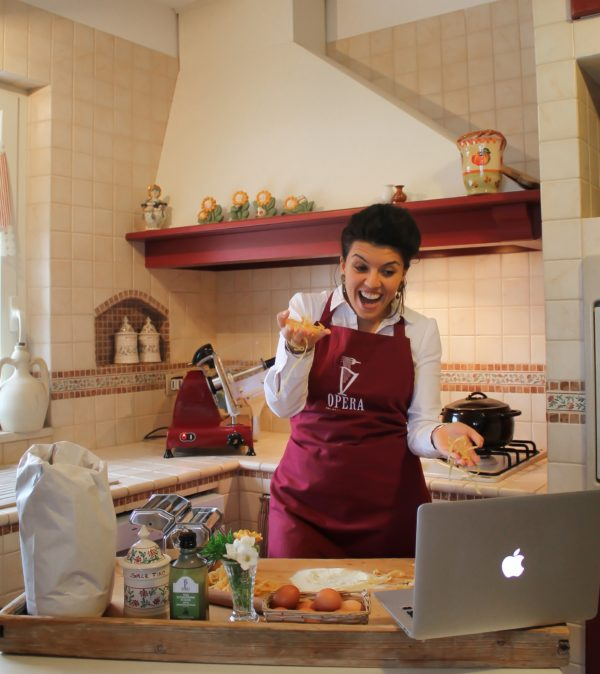 opera in the kitchen cooking class virtual online